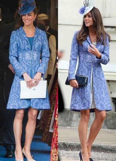 Dress Renda Miring kate middleton pakai gaun daur ulang pada pernikahan zara philips