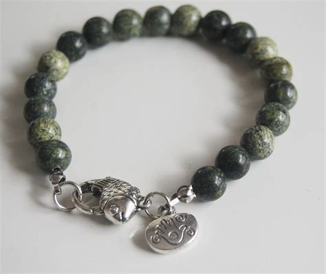 mens beaded bracelets s bracelets s jewelry s russian obsidian