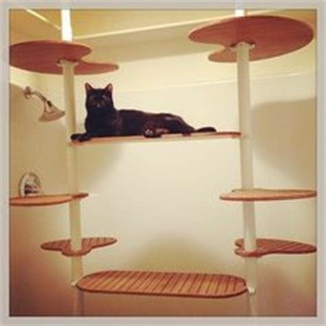 modern cat tree ikea 1000 images about inspirace ikea cat stolmen on pinterest