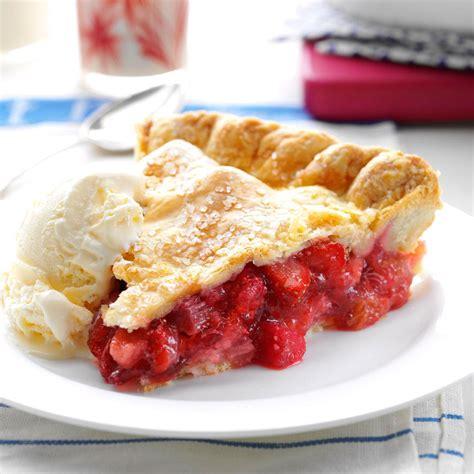 America S Test Kitchen Pie Crust by America S Test Kitchen Strawberry Rhubarb Pie