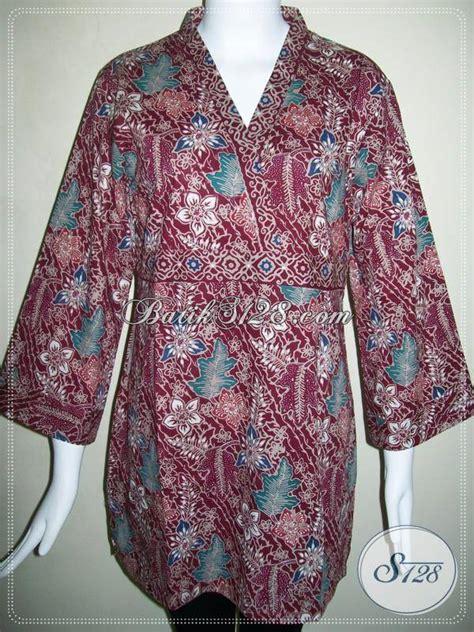 Baju Batik Wanita Blouse Batik Modern Cewek Query Dress model baju cewek modern newhairstylesformen2014