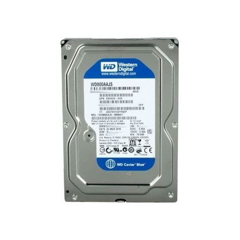 Hardisk Wd 320gb Second western digital vs seagate drives
