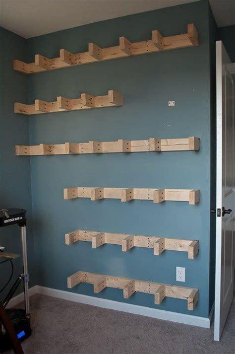 how to build wood shelves best 25 building shelves ideas on building