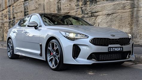 2019 Kia Gt Coupe by Kia Stinger 2019 Review Gt Carsguide
