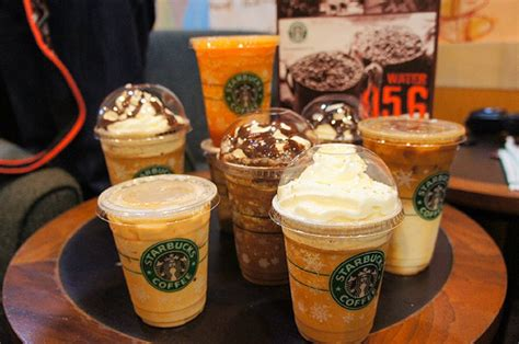 Coffee Starbuck Malaysia starbucks malaysia more food choices on its new menu