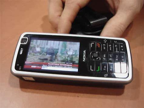 Nokia N77 nokia n77 preview dvb h mobile tv handset