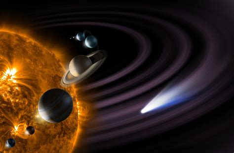 what is a sun l facts about the solar system universe today