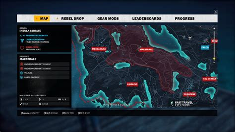 How To Search For By Location Just Cause 3 Where To Find Squalo X7 Location Guide