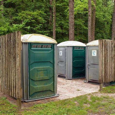 portable toilet facilities houchin ferry cground mammoth cave national park u s