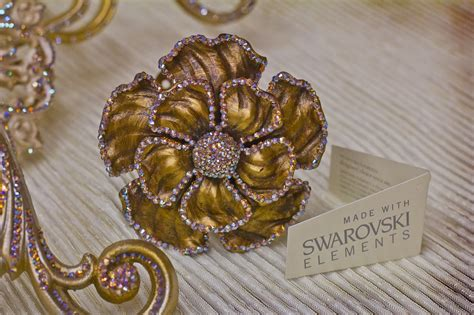 Authorized Swarovski Dealer For Crystal Drapery Hardware