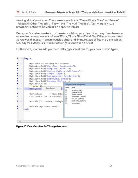 tutorial embarcadero delphi 2010 embarcadero delphi 2010 serial keygen rar