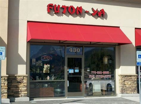 Reno Upholstery Shops by Futon Ya Furniture Shops 1280 E Plumb Ln St A Reno