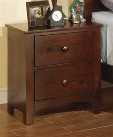 brown wood nightstand a sofa furniture outlet los