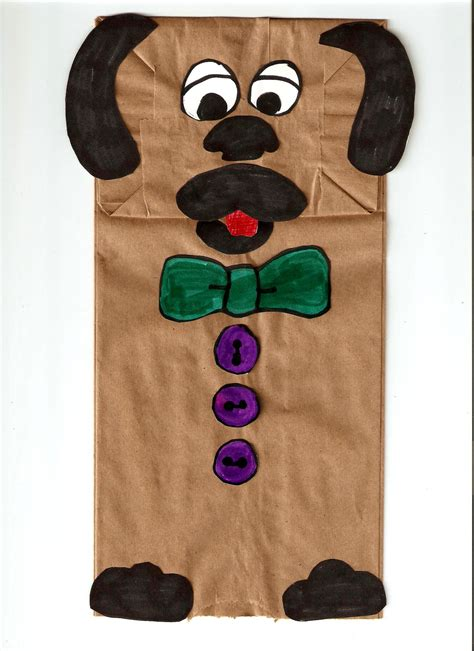 Puppet With Paper Bag - walrus paper bag puppet template new calendar template site