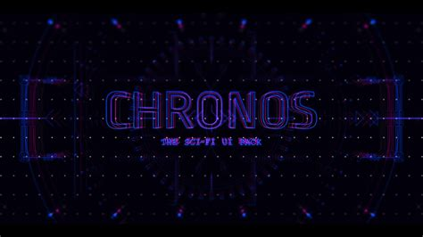 after effects title card template chronos the sci fi ui pack for after effects templates