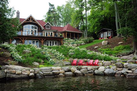 lake houses airbnb wendel clark s muskoka cottage offered on airbnb toronto