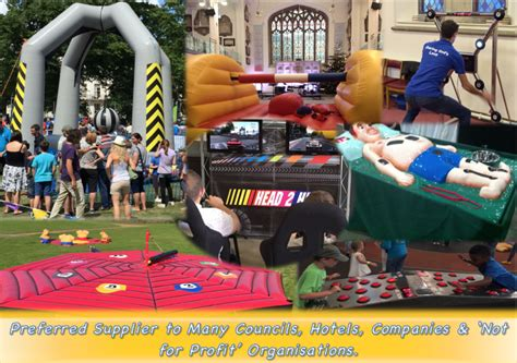 all about fun uk com the party event hire company