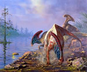 dinosaur painting free remembering kinkade s legacy how one s canvas