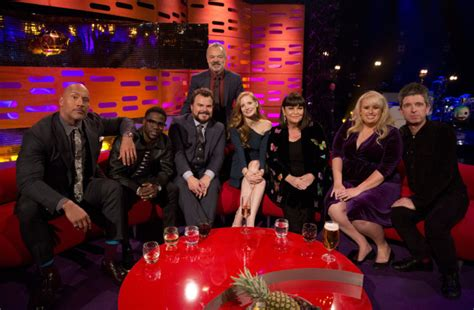 Tha Last Noel Graham graham norton mixed up noel and liam gallagher on his show