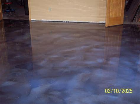 metallic epoxy flooring superior resurfacing