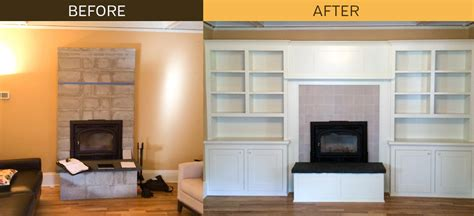 custom built ins around fireplace a wall of built ins around fireplace custom woodwork