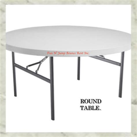 table n chair rentals tables chairs fun n jump bounce rent