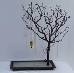 jewelry tree jewelry stand made with manzanita by