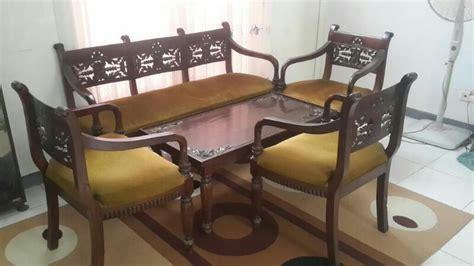 Jual Kursi Tamu Bekas kursi tamu furniture 081 35770 9995 jual beli barang bekas surabaya 081357709995