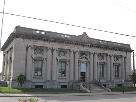 Belleville Il Post Office by Blair Historic District Preservation Research Office
