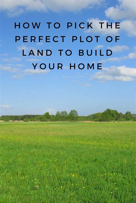 buying land and building a house process 25 b 228 sta build your own house id 233 erna p 229 pinterest dr 246 mhus