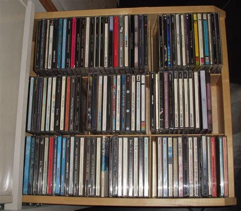 tiroir cd rangement cd tiroir ikea
