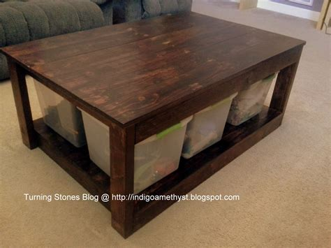 homemade coffee table turning stones blog homemade coffee table
