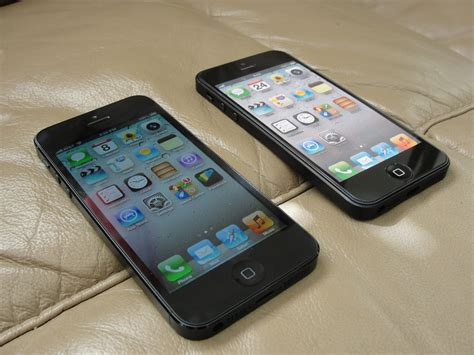 X Iphone 5 vs real iphone 5