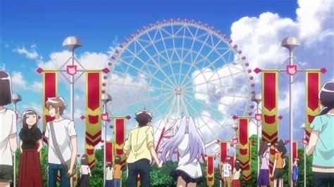 theme park anime plastic memories 13 anime evo