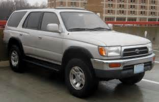 Toyota 4runner Styles 1996 Toyota 4runner Information And Photos Zombiedrive