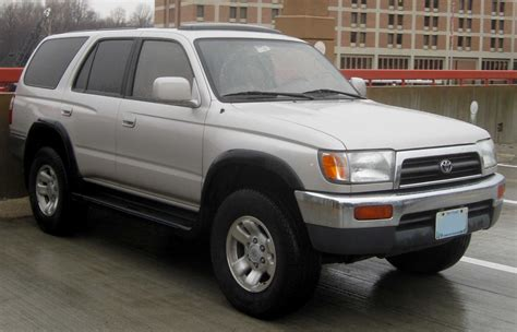 1996 toyota forerunner i couldn t afford the greatest car in the world
