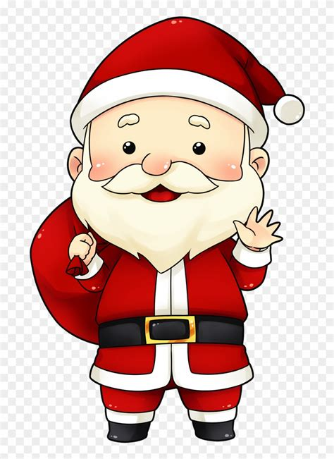 moving santa claus you can use this and adorable santa clip on santa claus animated free