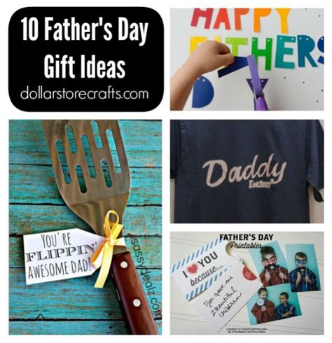 Handmade Fathers Day Gift Ideas - 10 diy s day gift ideas quot popular pins