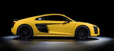 who makes the audi car audi makes an impression with new sideblade script option