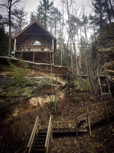 Bridge Cabin by On The Rocks Bridge Cabin Rental
