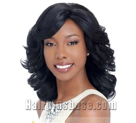 hairstyle with wigs with bangs for african women wigs for black women with bangs short hairstyle 2013