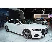 Detroit 2018 Audi A7 Sportback  GTspirit