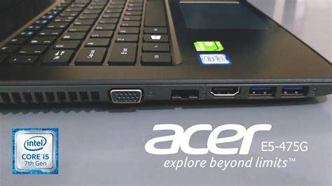 Harga Acer Kaby Lake review acer e5 475g intel 7th kaby lake gaming