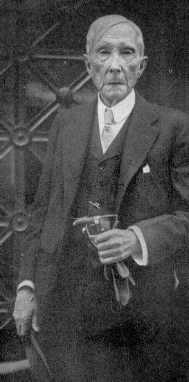 John D Rockefeller – America's first billionaire bastard