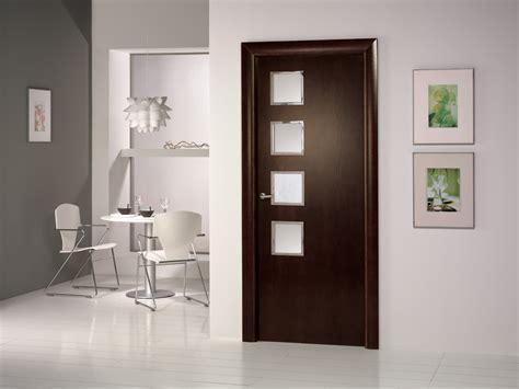 imagenes puertas minimalistas puertas wengue y decoraci 243 n de interiores ideas para