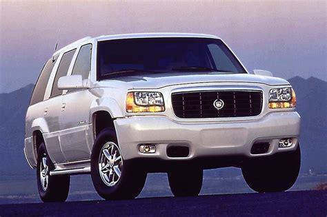 electric and cars manual 1999 cadillac escalade interior lighting 1999 00 cadillac escalade consumer guide auto