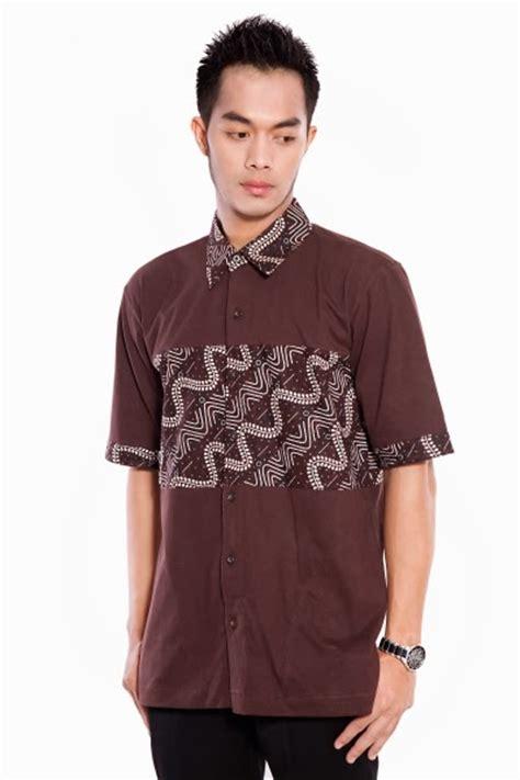 Baju Muslim Pria Casual model baju muslim batik terbaru untuk pria