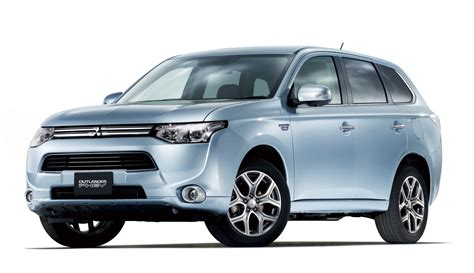 mitsubishi outlander in hybrid coming to the u s in