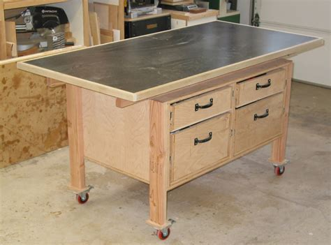 Dead Flat Assembly Table Woodworking Plan Diziwoods Com
