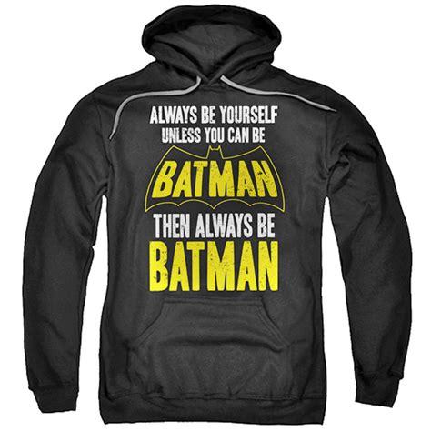 Hoodie Batman Series 5 Station Apparel be batman hoodie for adults